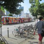 Pintoresco y económico tranvía para recorrer Frankfurt am Maine