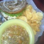 mushroom barley soup with chicken dilly