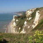 Fabulous cliff top walk