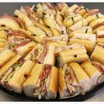 We offer custom catering options.