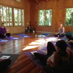 Group Reiki retreat, November 2014