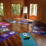 Group Reiki 1 course, held at La Colina Lodge in Monteverde