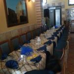 tavola 1° comunione