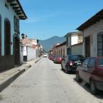 Calles de San Cristobal de las Casas
