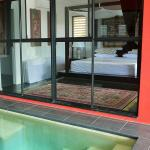 Executive Villa Spa / Plunge Pool and Master Bedroom