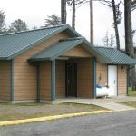Showers/laundry - North Quileute RV Park
