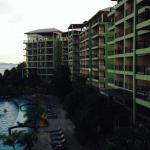 Foto de Phala Cliff Beach Resort & Spa