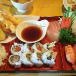 Feels and taste like authentic japanese cooking! And reasonable price too!