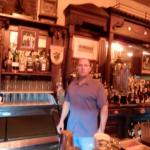 Fred is a wonderful, professional bartender!  Tell him hello!