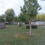 une partie du camping
