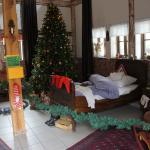 Weihnachtshaus Himmelpfort