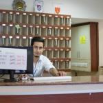 Yildirim Hotel Reception