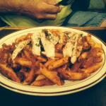 Dash-In Chicken Marinara