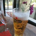 ビール1/2L