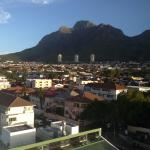 View from the room - Table Mountain