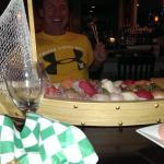 """The sushi Boat"""""""