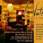 Restaurante La Ventana