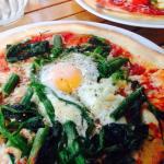 Best fiorentina pizza ever!