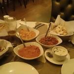 Amazing Indian Dinner