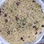 Rice N Peas, a staple for Caribbean meals