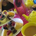 Aft tea
