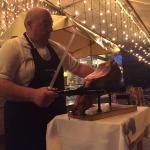 Lo chef Claudio