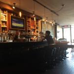 Full service bar.