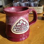 Breakfast - Great coffee, or tea, or hot chocolate, etc.  Satisfying mugs.