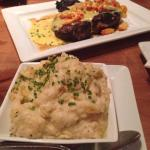 Delicious dinner at Wood Fire Grill 6/6/15
