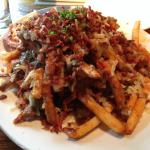 307 Fries with added Bacon