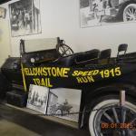 1915 Speed Run in auto museum