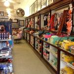 Inside drugstore