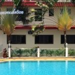 Hotel und Poolgelände Artrium