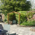 Moreton Tea Rooms Garden