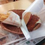 Photo of Mos Burger Hakata Nakasu