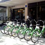 Free Guest Bicycles