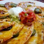 Very delicious nachos