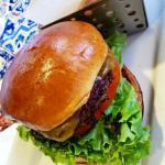 Old-timer burger - loved it