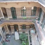 Ring avenue apartment courtyard