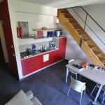 Küche Wohnung Ortensia
