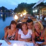 Beautiful restaurant with idyllic  location and friendly staff.