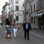Foto de Hotel Beau-Rivage
