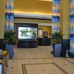 Clean Lobby Area