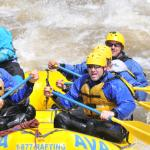 Rafting the Numbers