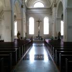 Kirchenkunst von dem bekannten Künstler Erich Hauser und die berühmte letzte größere noch erhalt