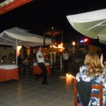 Greek dancing with fire!