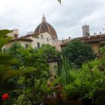 Balcony view of Duomo