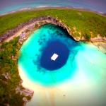 Photo de Dean's Blue Hole