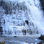 Oosel Falls.  Nice Hike