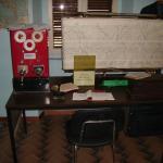 Strumenti ad uso del capo stazione e documenti di tutte le epoche